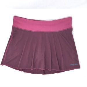 Patagonia active skirt skort purple pink size S
